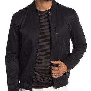 John Varvatos Bomber Jacket Black